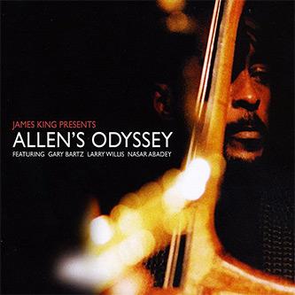Allen's Odyssey album cover